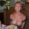 голая зрелая дама